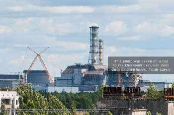 Private tours to the Chernobyl Nuclear Power Plant