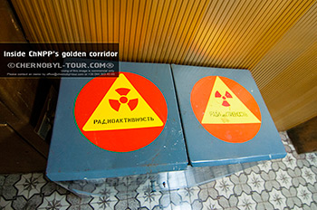 Guided tours inside Chernobyl Nuclear power Plant